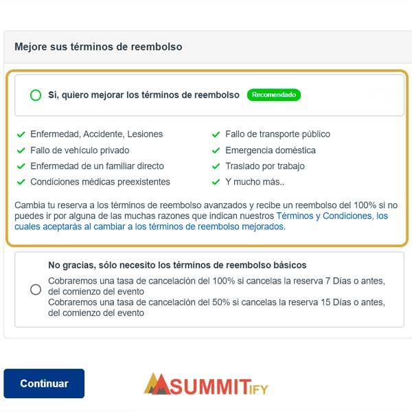 condiciones-mejoradas-terminos-reembolso-summitify